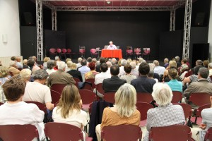 Conférence de Bernard de Bosson